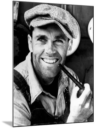 Grapes of Wrath, Henry Fonda, 1940--Mounted Photo