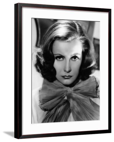 The Painted Veil, Greta Garbo, 1934--Framed Art Print