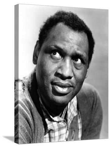 Tales of Manhattan, Paul Robeson, 1942--Stretched Canvas Print
