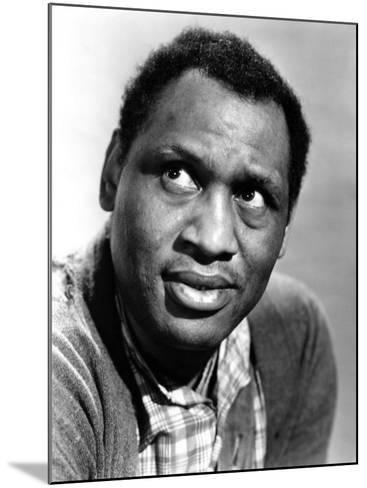 Tales of Manhattan, Paul Robeson, 1942--Mounted Photo