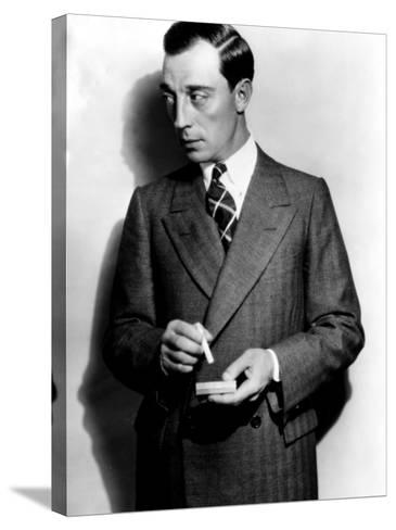Buster Keaton, 1929--Stretched Canvas Print