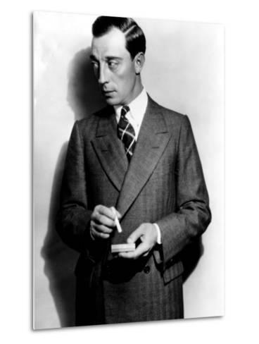 Buster Keaton, 1929--Metal Print