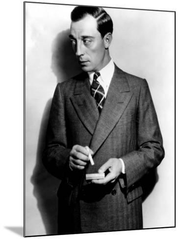 Buster Keaton, 1929--Mounted Photo