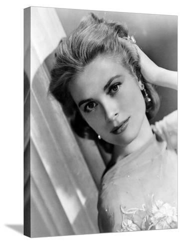 Grace Kelly, c.1950s--Stretched Canvas Print