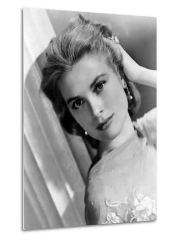 Grace Kelly, c.1950s--Metal Print