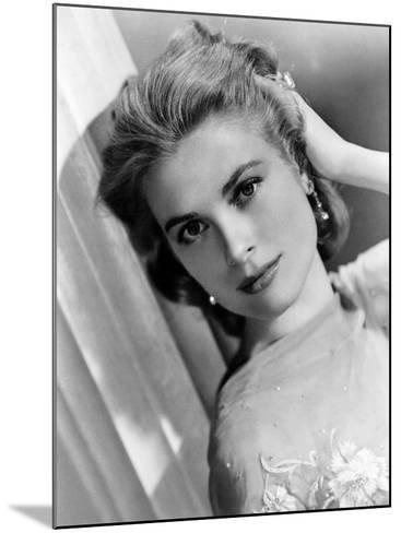 Grace Kelly, c.1950s--Mounted Photo