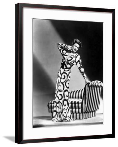 Irene Dunne, 1941--Framed Art Print