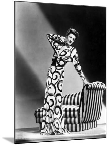 Irene Dunne, 1941--Mounted Photo