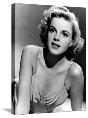 Judy Garland in the Early 1940s--Stretched Canvas Print