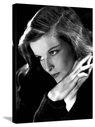 Katharine Hepburn. c.1930s--Stretched Canvas Print
