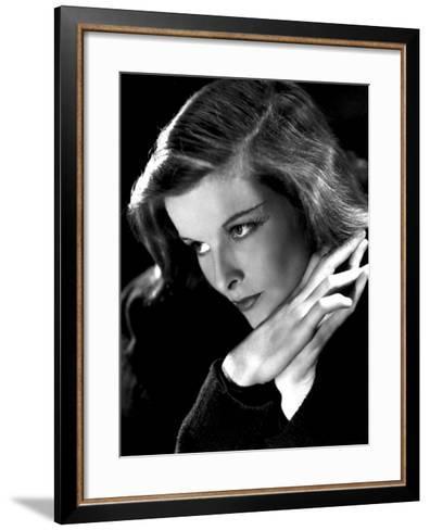 Katharine Hepburn. c.1930s--Framed Art Print