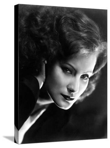 Greta Garbo, Mid 1920s--Stretched Canvas Print