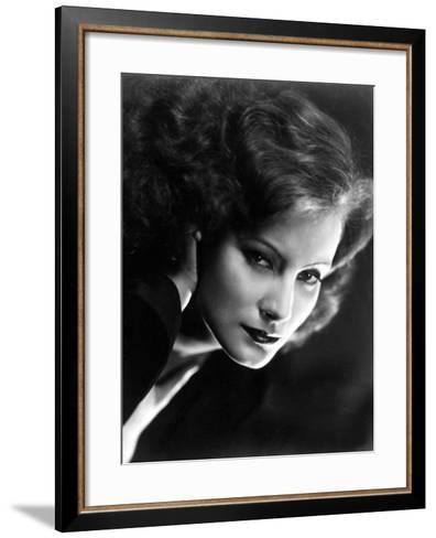 Greta Garbo, Mid 1920s--Framed Art Print