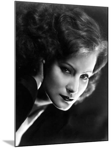 Greta Garbo, Mid 1920s--Mounted Photo