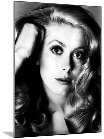 April Fools, Catherine Deneuve, 1969--Mounted Photo