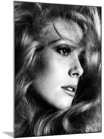 The April Fools, Catherine Deneuve, 1969--Mounted Photo