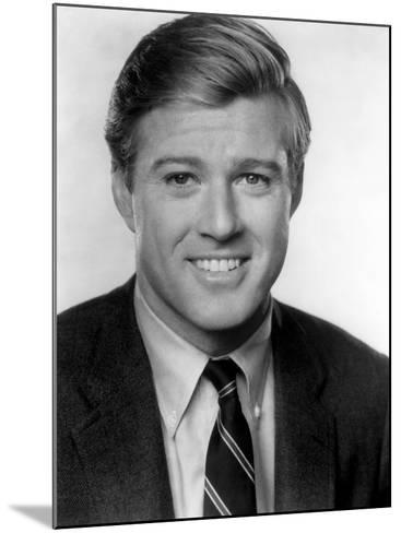 Barefoot in the Park, Robert Redford, 1967--Mounted Photo