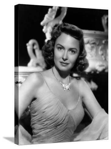 Chicago Deadline, Donna Reed, 1949--Stretched Canvas Print