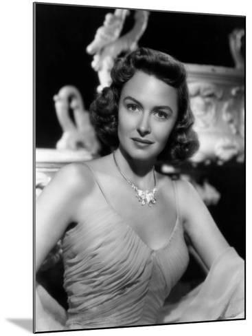 Chicago Deadline, Donna Reed, 1949--Mounted Photo