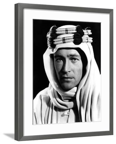 Lawrence of Arabia, Peter O'Toole, 1962--Framed Art Print
