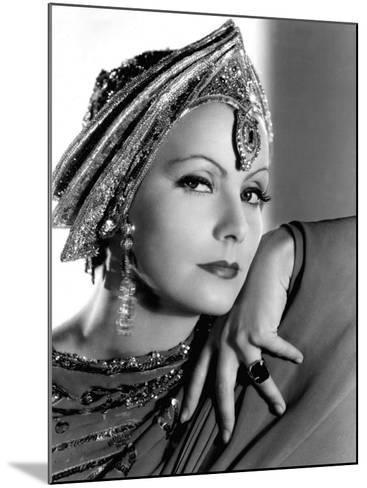 Mata Hari, Greta Garbo, 1931--Mounted Photo