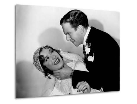 Many Happy Returns, Gracie Allen, George Burns, 1934--Metal Print