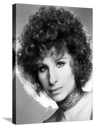 A Star Is Born, Barbra Streisand, 1976--Stretched Canvas Print