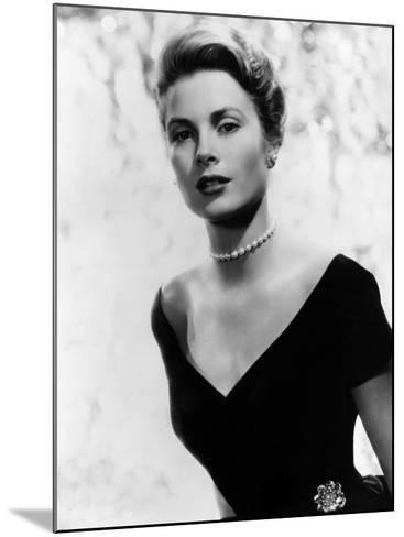 Grace Kelly, 1956--Mounted Photo