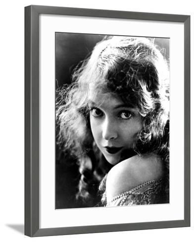 Lillian Gish, Late Teens--Framed Art Print