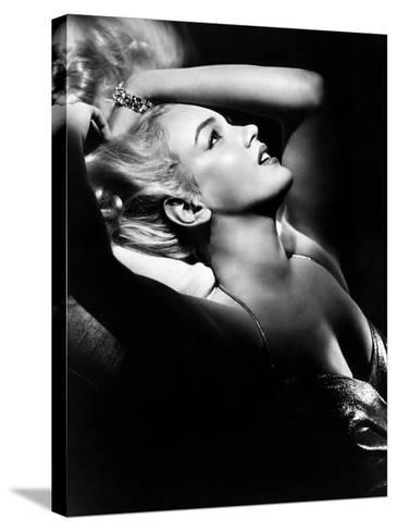 Marilyn Monroe, Early 1950s--Stretched Canvas Print