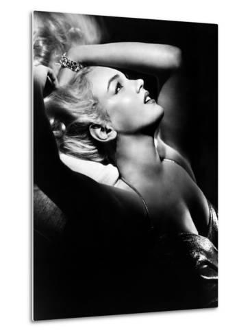 Marilyn Monroe, Early 1950s--Metal Print