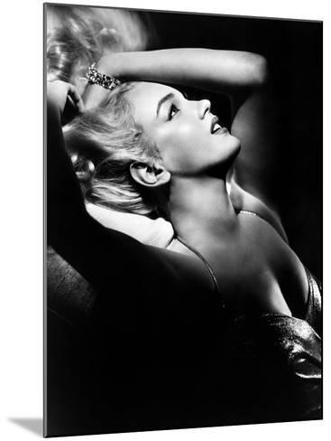 Marilyn Monroe, Early 1950s--Mounted Photo