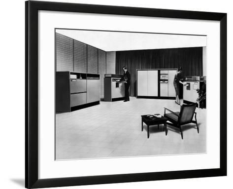 Computer, 1960--Framed Art Print