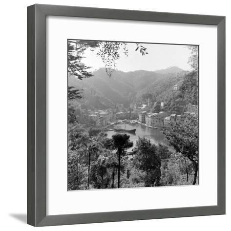 Italy-Alfred Eisenstaedt-Framed Art Print