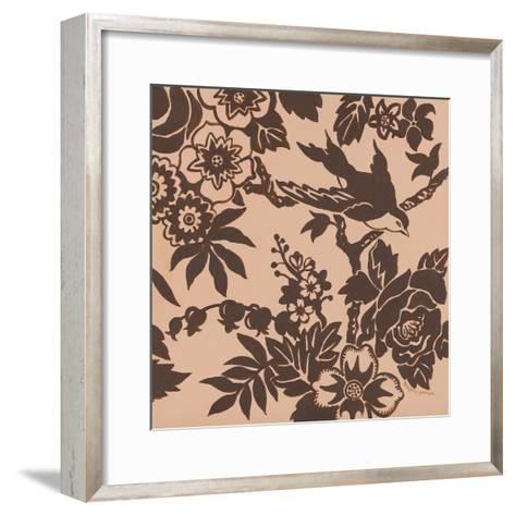 Bird Song II-Gregory Gorham-Framed Art Print