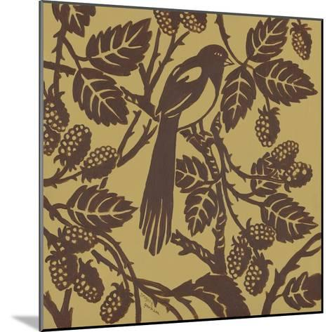Bird Song IV-Gregory Gorham-Mounted Premium Giclee Print