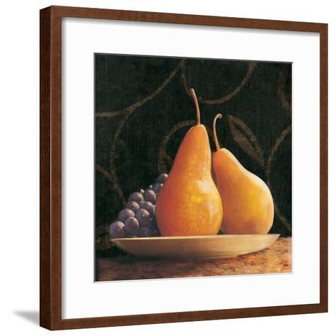 Frutta del Pranzo IV-Amy Melious-Framed Art Print