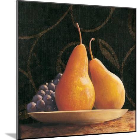 Frutta del Pranzo IV-Amy Melious-Mounted Premium Giclee Print