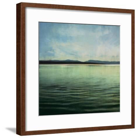 Tranquil Waters I-Amy Melious-Framed Art Print