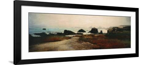 Island Shores II-Amy Melious-Framed Art Print
