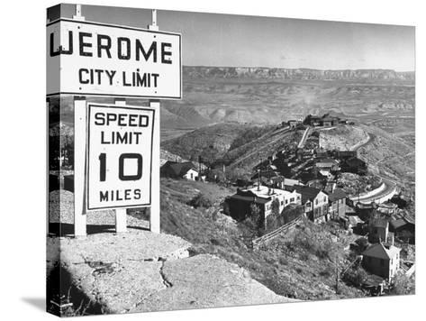 Views of Jerome-Bob Landry-Stretched Canvas Print