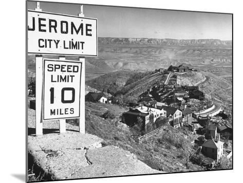 Views of Jerome-Bob Landry-Mounted Photographic Print
