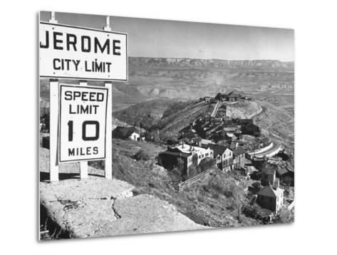 Views of Jerome-Bob Landry-Metal Print