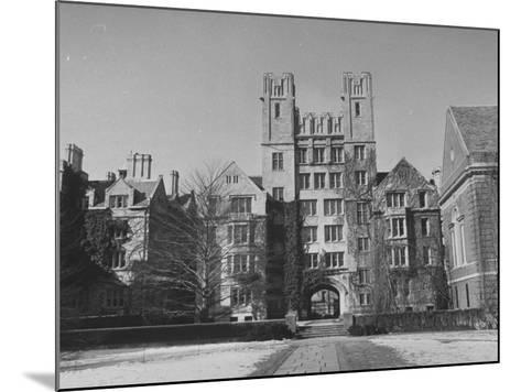 Yale University-Peter Stackpole-Mounted Photographic Print