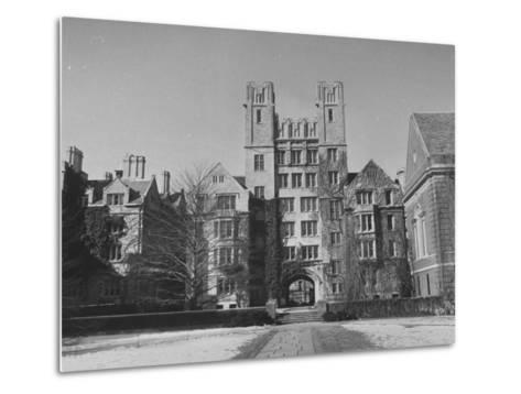 Yale University-Peter Stackpole-Metal Print