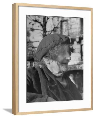 Parisian-Yale Joel-Framed Art Print
