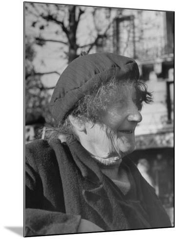 Parisian-Yale Joel-Mounted Photographic Print
