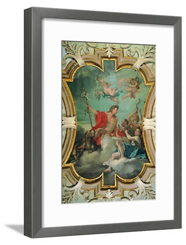 Autumn Fall-Demetrio Cosola-Framed Art Print
