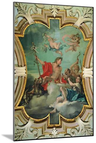Autumn Fall-Demetrio Cosola-Mounted Giclee Print
