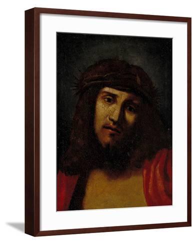 Ecce Homo-Demetrio Cosola-Framed Art Print